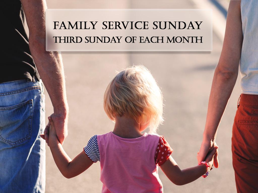 Family-Service-Sunday