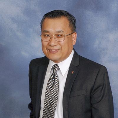 """Ji Tai (""""J.T."""") Kim : Senior Pastor"""