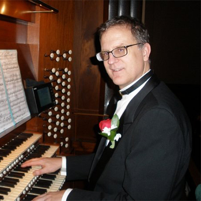 David Lines : Organist