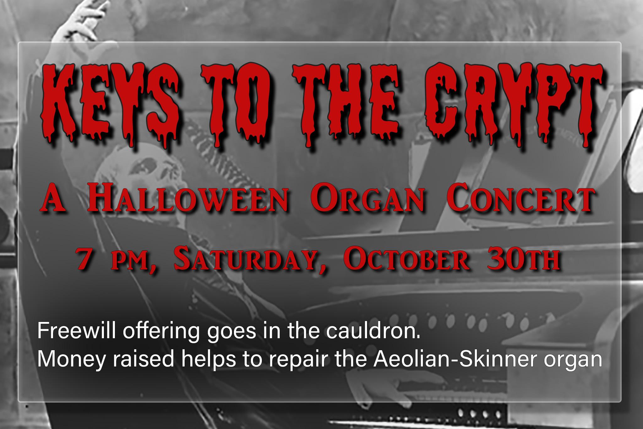 Halloween-Organ-Concert