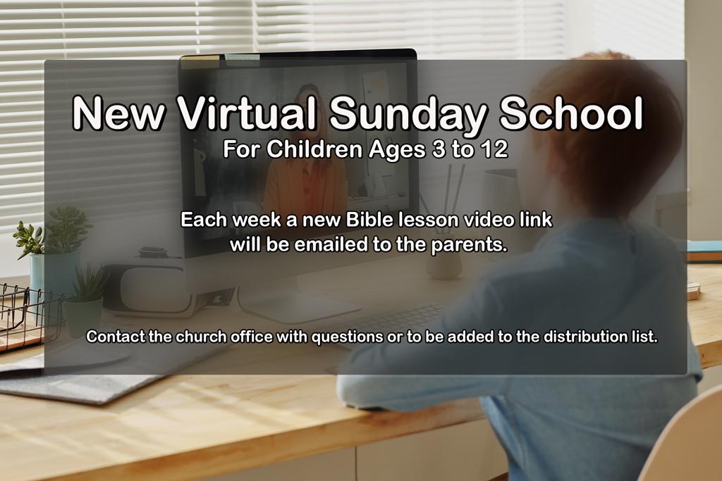 Virtual-Sunday-School