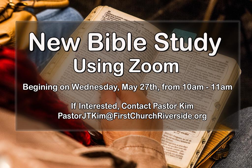 Zoom-Bible-Study