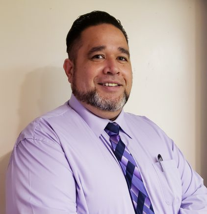 Mateo Mamea : Director of Children's Ministry